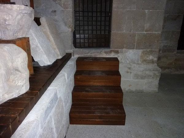 Iglesia de santiago del burgo zamora muebles yuste - Muebles zamora ...