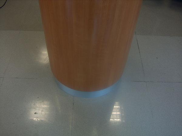 Pilares Circulares postformados