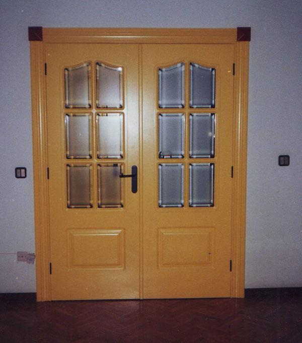 Puertas de interior lacadas muebles yuste - Puertas de interior lacadas ...