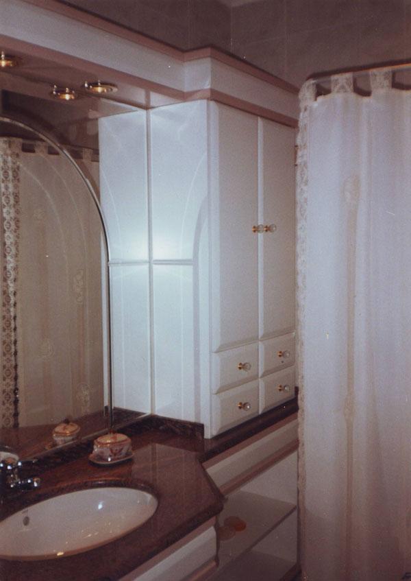 Muebles de lavabo lacados muebles yuste - Lacados de muebles ...